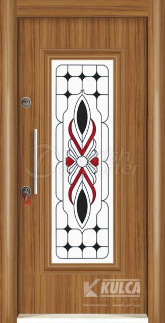 Z-9064 Exclusive Steel Door